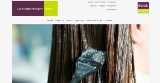 Web/Blog Design: Chandler Wright