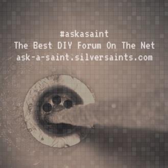 Social Media Campaign: #askasaint: Silver Saints