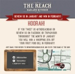 Social Media Campaign: The Reach Bar & Kitchen