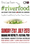 Events: Riverfood