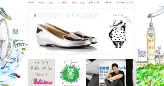 Web Banner: Bourgeous Boheme