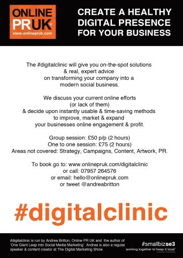 #digitalclinic