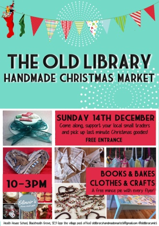 Blackheath Handmade christmas Market