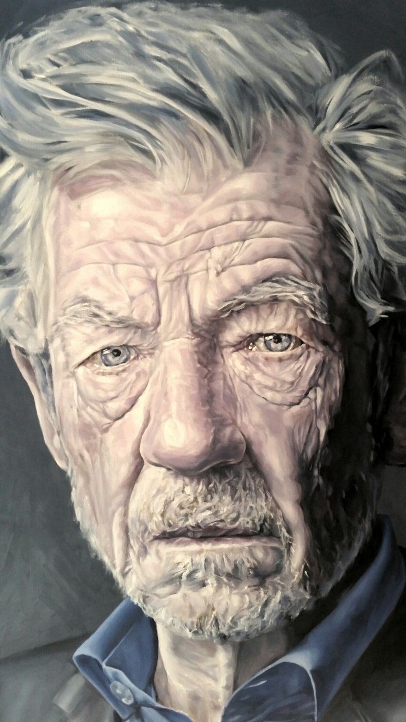 Press Release: Sir Ian Mckellen To Open New Not-For-Profit Art Gallery #London