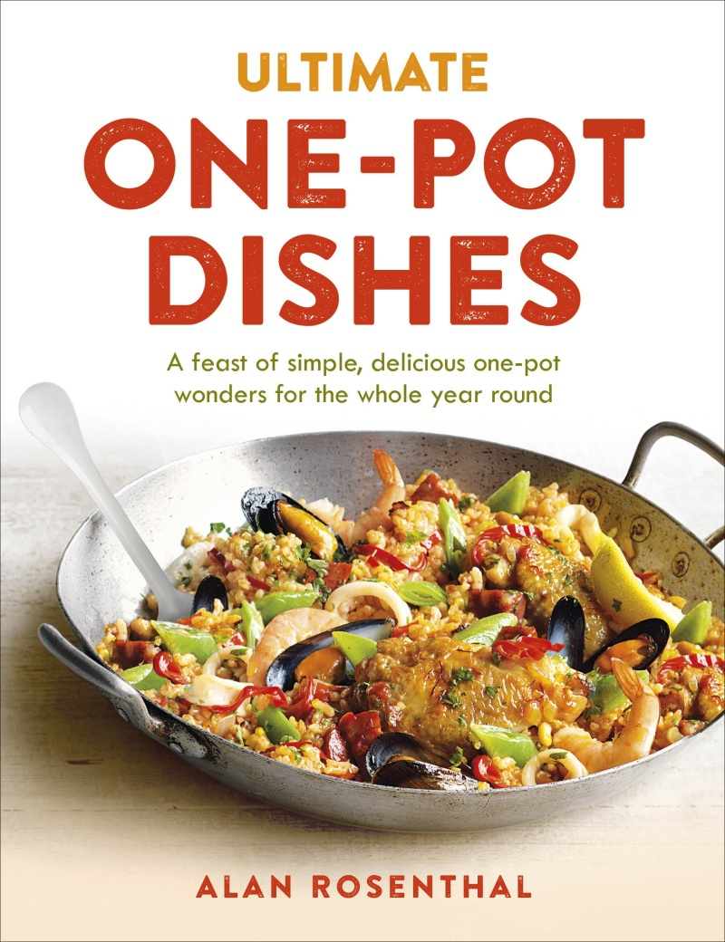 PRESS RELEASE: Ultimate One-Pot Dishes BookRelease