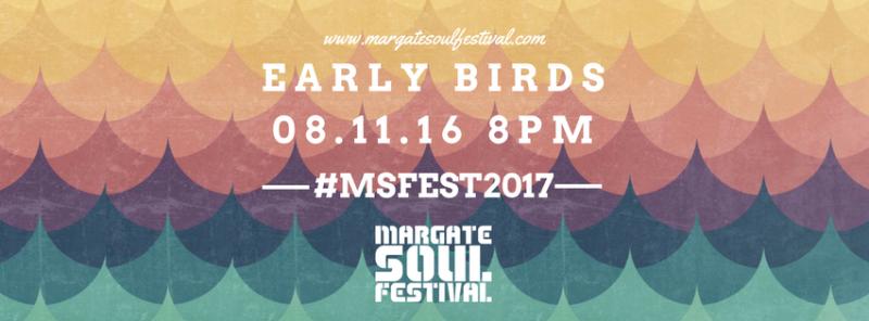 PRESS RELEASE:EARLY BIRDS#MSFEST2017