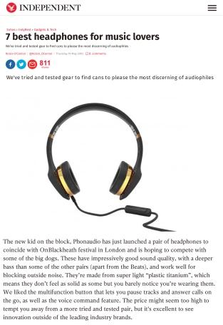 7 best headphones for music lovers | Gadgets & Tech | Extras | T