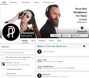 Launch Facebook