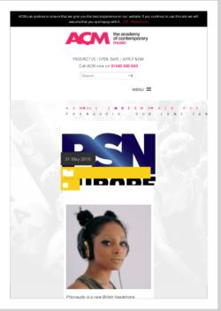 PR: PSN