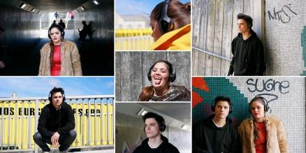 Launch Editorial Photoshoot (Urban(