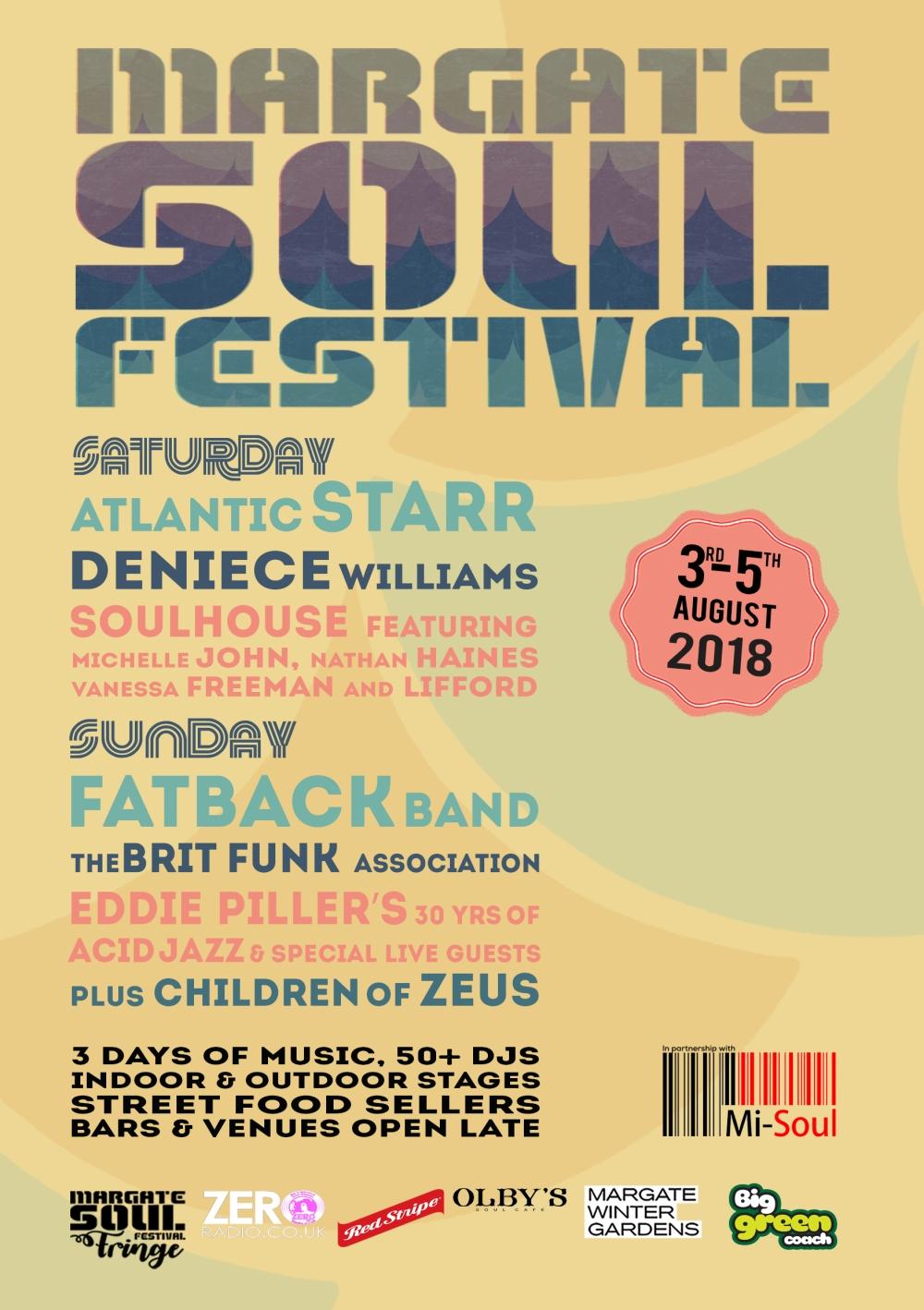 Margate Soul Festival 2018