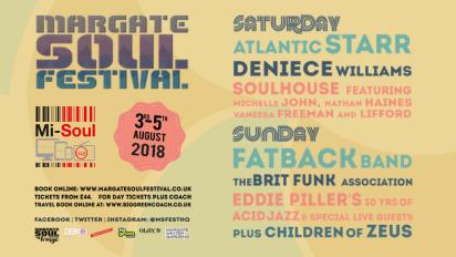 Margate Soul Festival2018